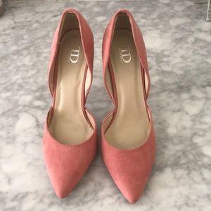 ASOS Pink Heels size 9